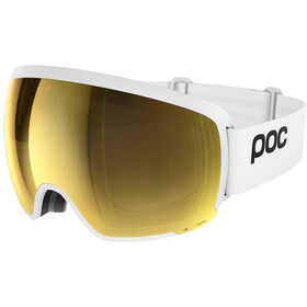 POC Orb Clarity goggles, hydrogen white/spektris gold